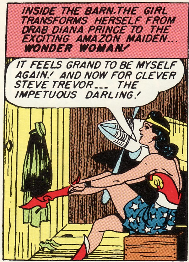 Wonder Woman And Superman Love Quotes