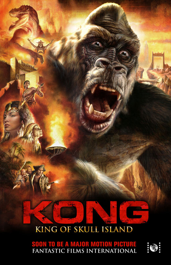 Awesome List Kong Sequel Crystal Skulls Documentary Thor Casting