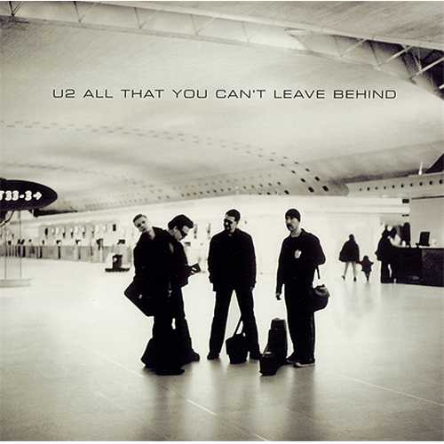 U2 - U2 All That You Can't Leave Behind