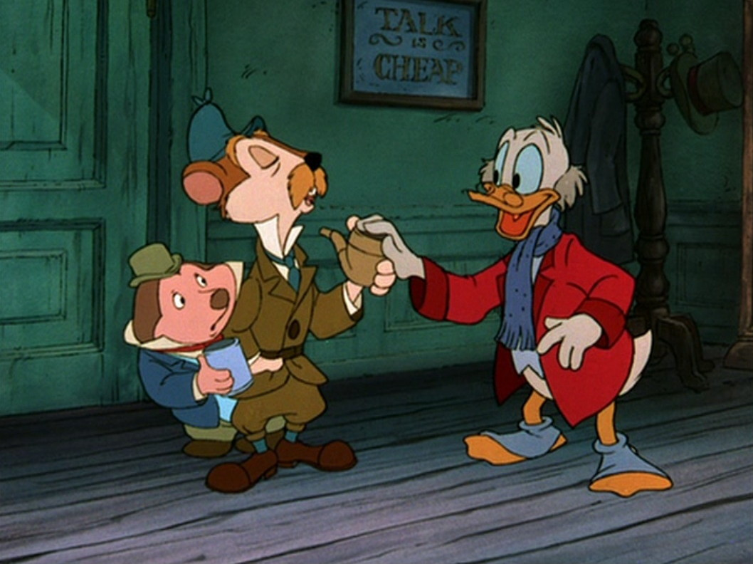 Christmas Carol Scrooge Mcduck.Michael May You Wish To Be Anonymous Scrooge Mcduck 1983