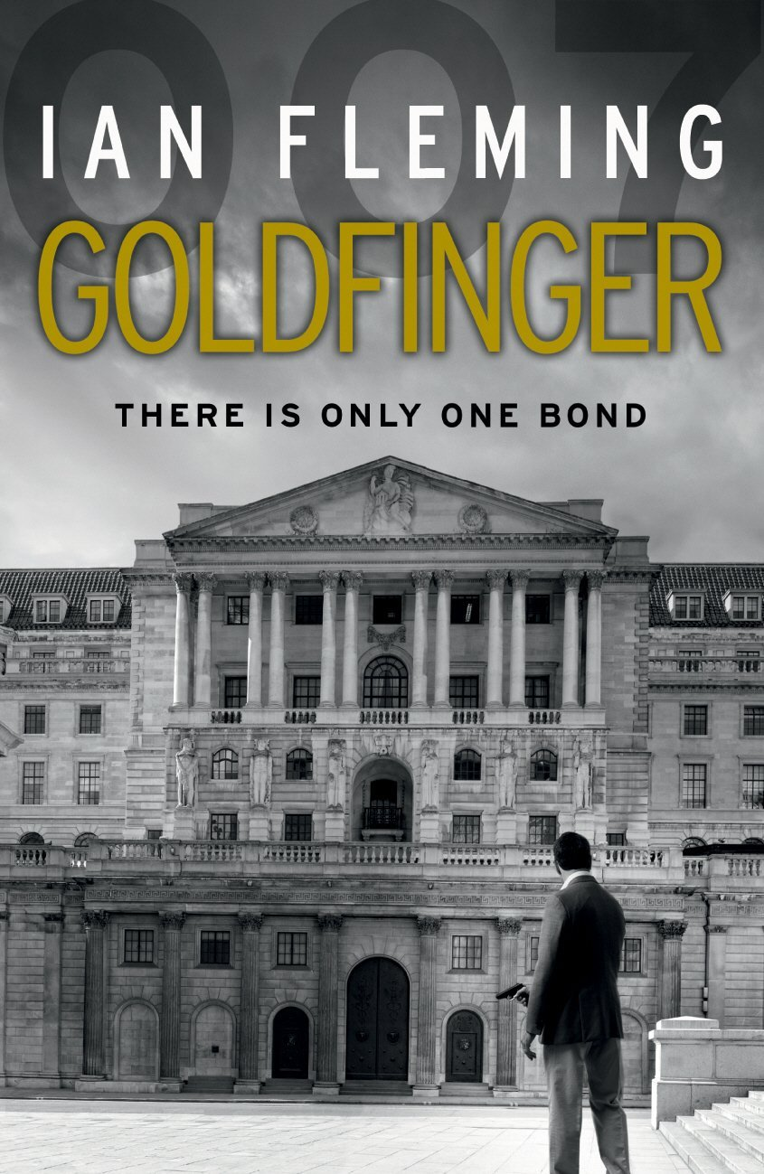 Michael May: Goldfinger by Ian Fleming