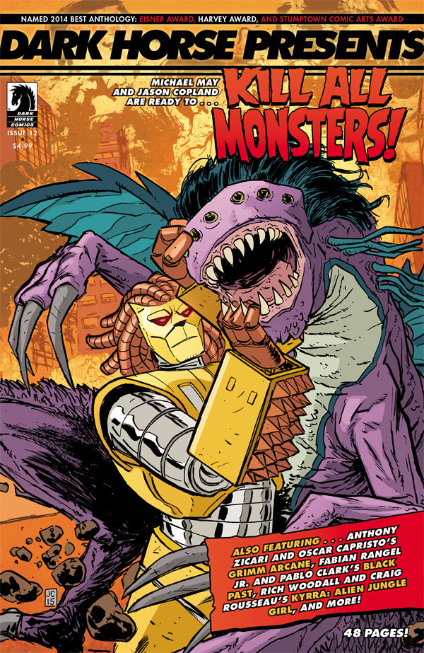 New Kill All Monsters story available today!