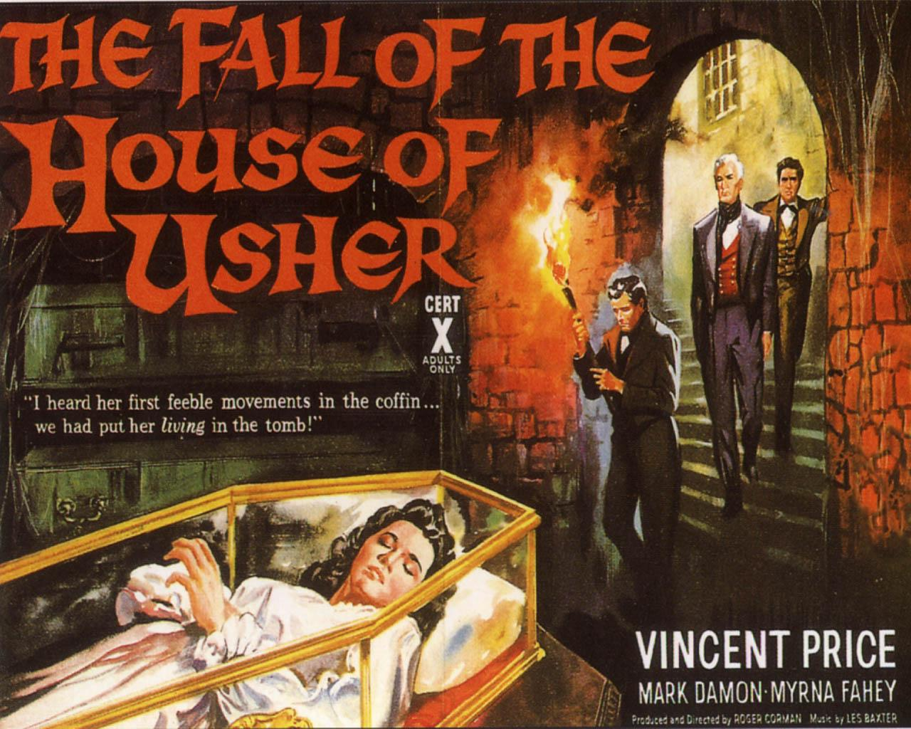 symbolism in the short story the fall of the house of usher by edgar allan poe The major symbolism is the house itself as a symbol for the usher family a family line from its ancestors to its descendants was commonly known as one similarity is the fact that the story concerns the end of a family bloodline there are no descendants to carry on the usher family name.