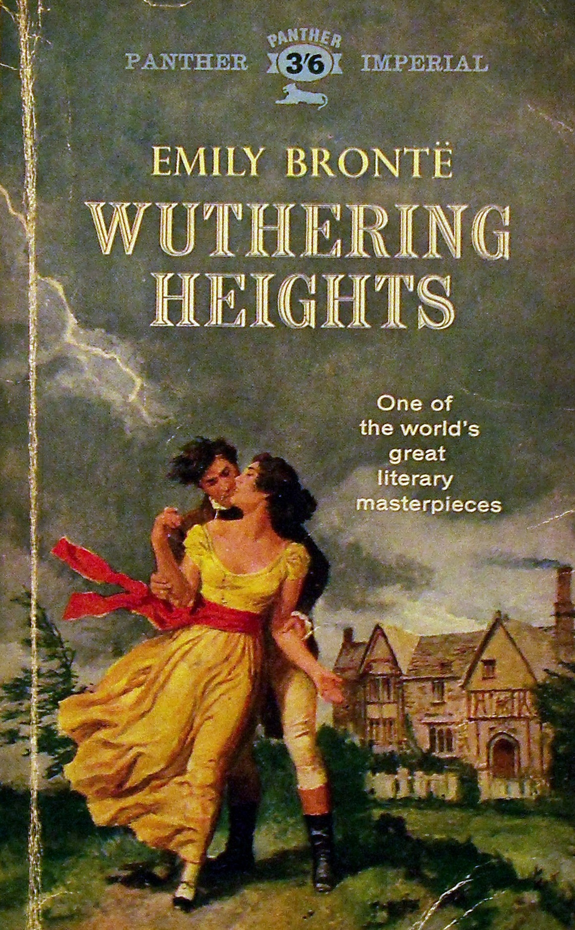 gothic and romantic themes in wuthering heights by emily bronte The paperback of the wuthering heights by emily brontë brings to life bronte's gothic romance and provides but not the romantic love of.
