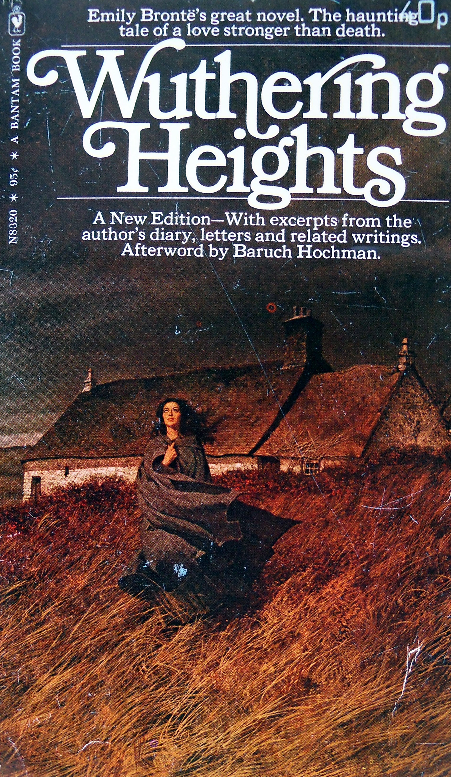 a summary of wuthering heights by emily bronte The above image of emily brontë - endlessly reproduced - is less a portrait, more an icon intense, fierce, inward, solitary, elusive and unknowable: the young author of wuthering heights in.