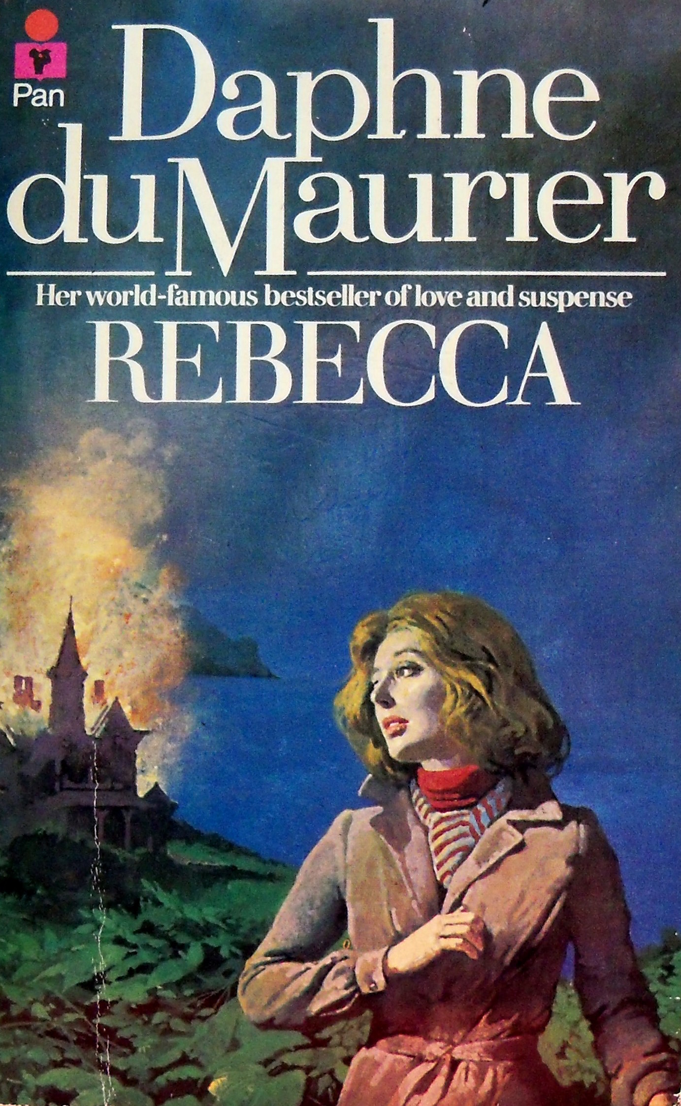 rebecca by daphne du maurier essay 'rebecca', a novel written by daphne du maurier illustrates this point throughout the engrossing story, the characters experience much and as a result, the characters undergo both temporary and life-altering changes to their thoughts, beliefs and behaviour.