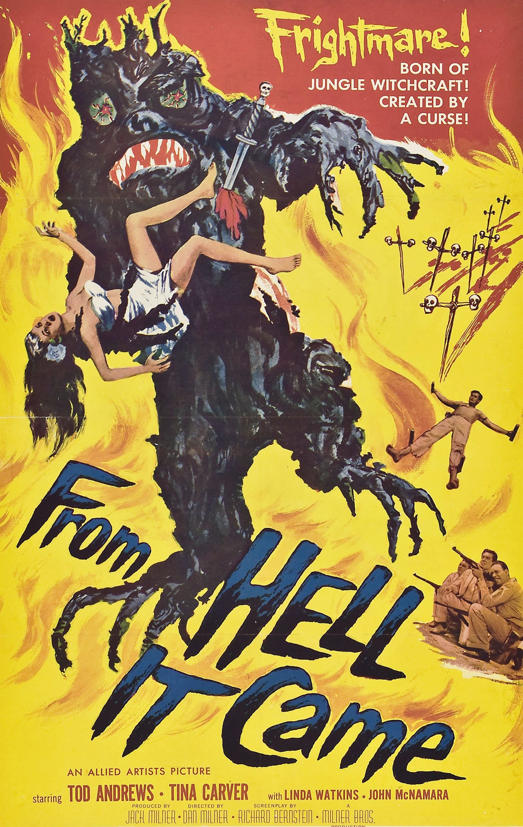 Michael may from hell it came 1957 from hell it came 1957 fandeluxe Ebook collections