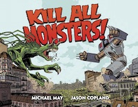 Kill All Monsters, Volume 1: Ruins of Paris