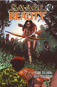 Savage Beauty #1